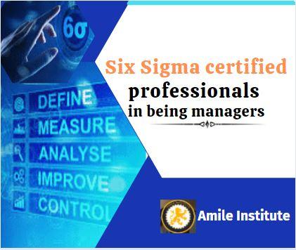 Six sigma n black belt certification