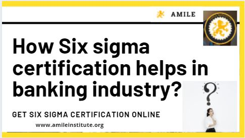 Amileinstitute-sixsigmacertification