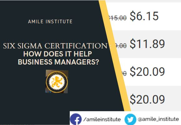 cost-of-six-sigma-certification